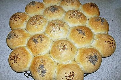 Frühstücks - Brötchen für Morgenmuffel 23