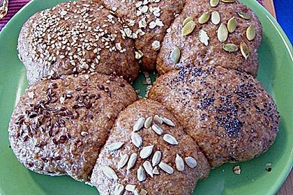 Frühstücks - Brötchen für Morgenmuffel 152