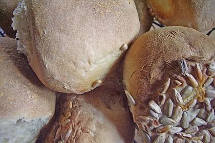 Frühstücks - Brötchen für Morgenmuffel 97