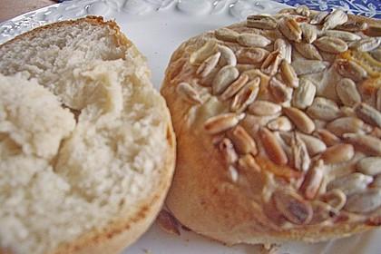 Frühstücks - Brötchen für Morgenmuffel 179