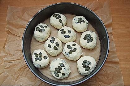 Frühstücks - Brötchen für Morgenmuffel 185