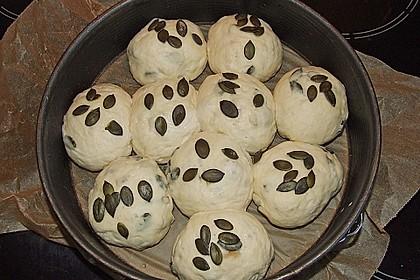 Frühstücks - Brötchen für Morgenmuffel 147