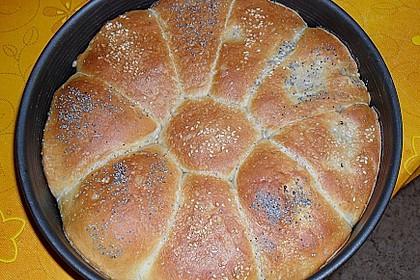 Frühstücks - Brötchen für Morgenmuffel 149