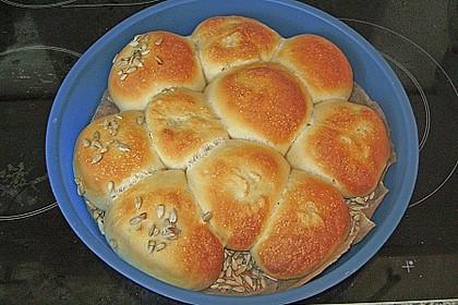Frühstücks - Brötchen für Morgenmuffel 59