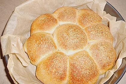 Frühstücks - Brötchen für Morgenmuffel 110