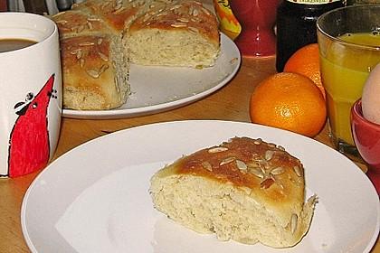Frühstücks - Brötchen für Morgenmuffel 62