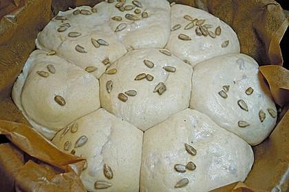 Frühstücks - Brötchen für Morgenmuffel 162