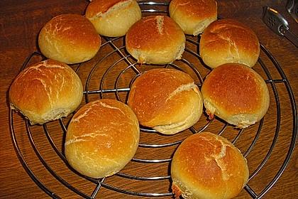 Frühstücks - Brötchen für Morgenmuffel 70