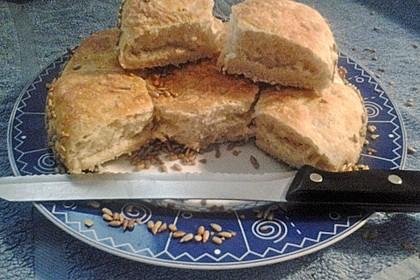 Frühstücks - Brötchen für Morgenmuffel 99
