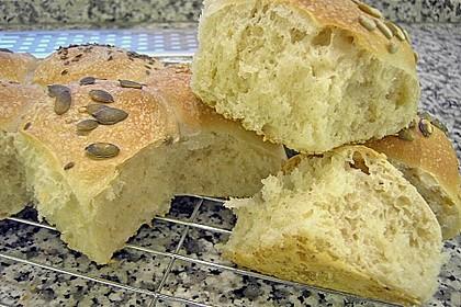 Frühstücks - Brötchen für Morgenmuffel 33