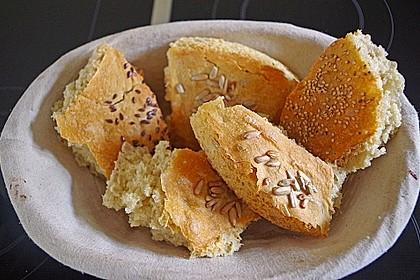 Frühstücks - Brötchen für Morgenmuffel 42