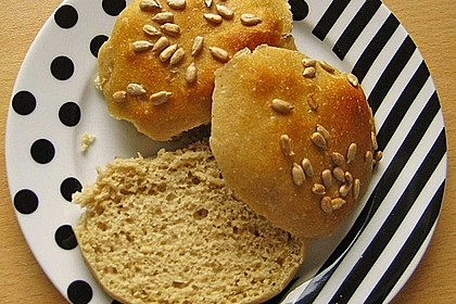 Frühstücks - Brötchen für Morgenmuffel 51