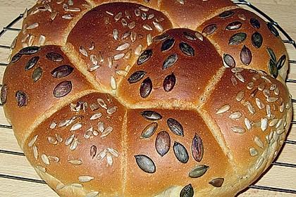 Frühstücks - Brötchen für Morgenmuffel 35