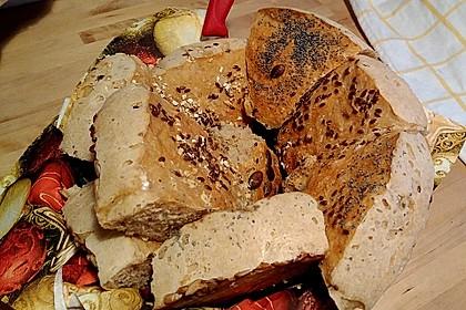 Frühstücks - Brötchen für Morgenmuffel 77