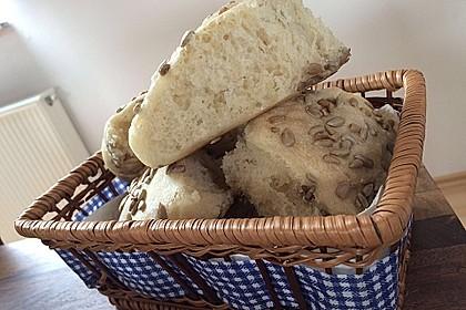 Frühstücks - Brötchen für Morgenmuffel 84