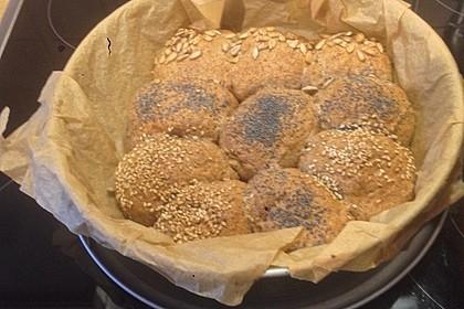 Frühstücks - Brötchen für Morgenmuffel 133