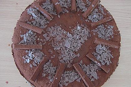 Pariser Schokoladentorte 21