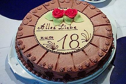 Pariser Schokoladentorte 1