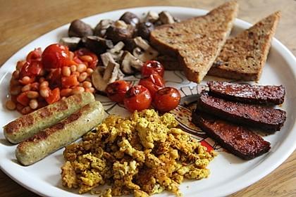 Veganes English Breakfast