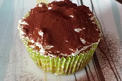 Tiramisu-Cupcakes low carb 9