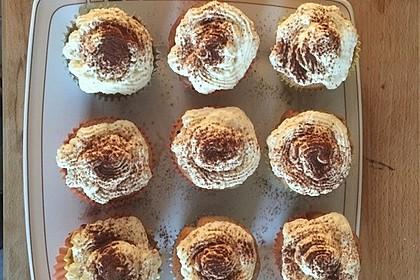 Tiramisu-Cupcakes low carb 6