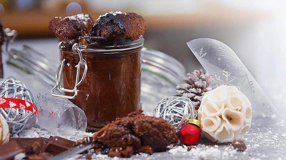 Saftiger Schokoladenkuchen Im Glas Von Hannah Kocht Einfach