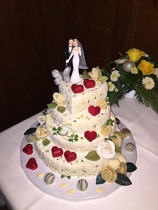 Baumkuchenrezept Fur Eine Hochzeitstorte Von Edith53332 Chefkoch De