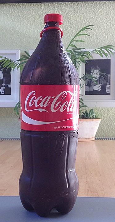 Cola Flaschen Torte Von Timi23 Chefkoch De