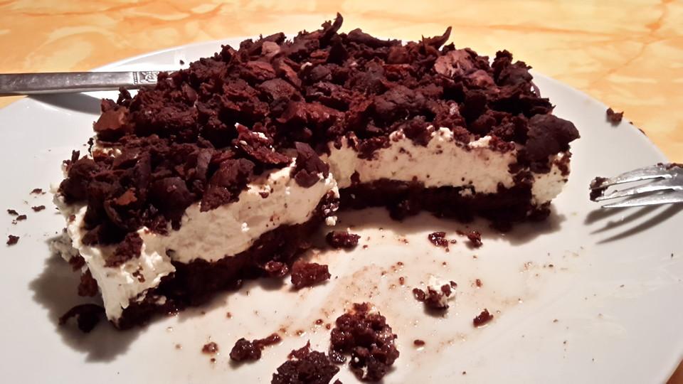 Gesunder Oreo Kuchen Mit Viel Protein Ohne Mehl