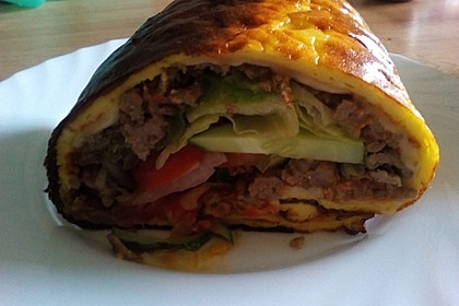 Burgerrolle Low Carb 16