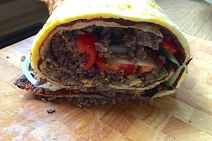 Burgerrolle Low Carb 15