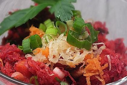 Karotten-Rote-Bete-Salat