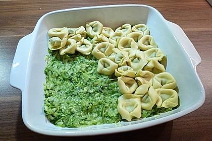 Antonias Tortellini-Gemüse-Gratin (Bild)