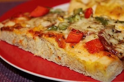 Amerikanischer Pizzateig (Bild)