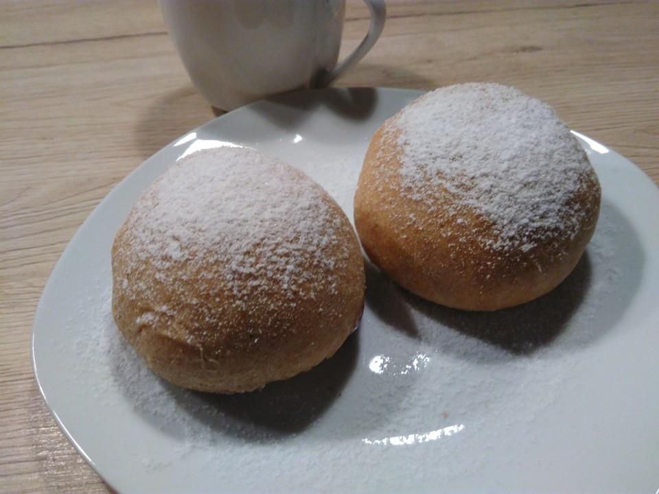 Berliner Pfannkuchen Aus Dem Backofen Von Xucker Chefkochde