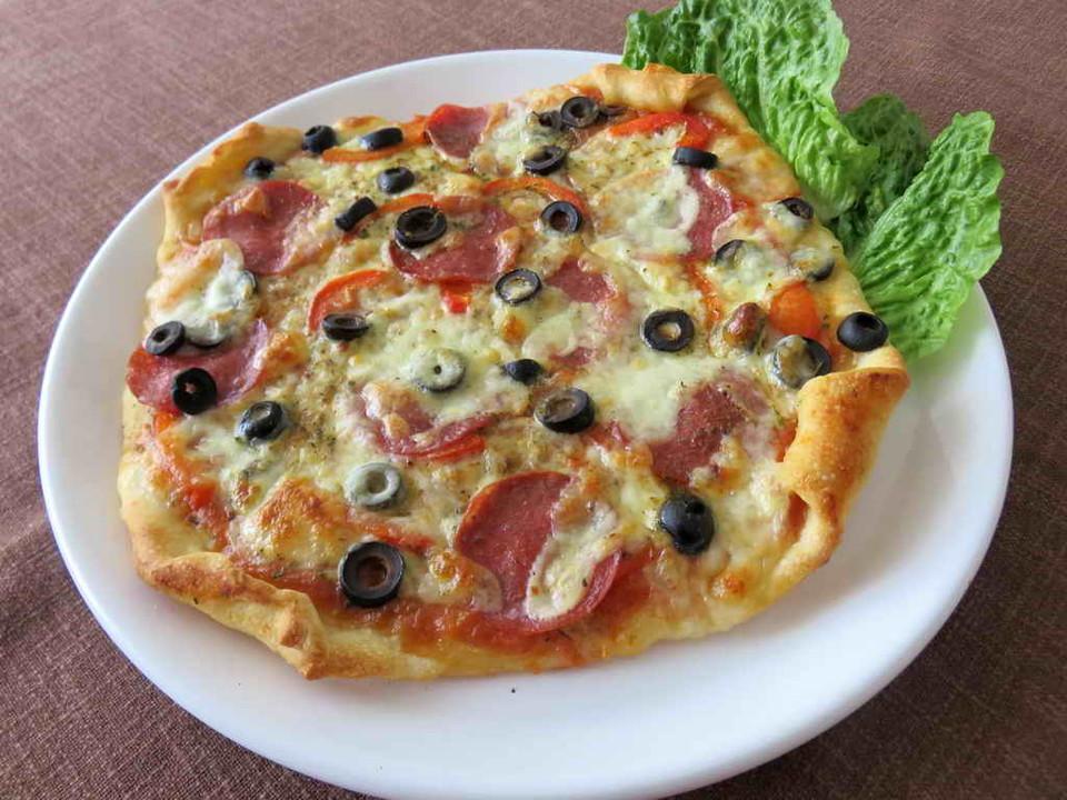 Pizzateig Schnell Einfach Lecker Von Yasiliciousde Chefkochde