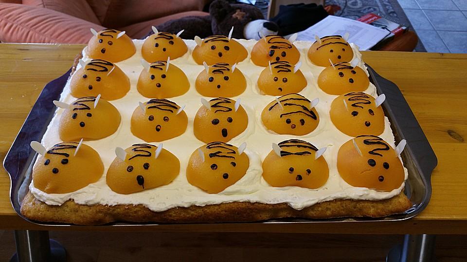 Bienchenkuchen Von Tininevi Chefkoch De