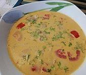 Thai-Kokos-Suppe (Bild)