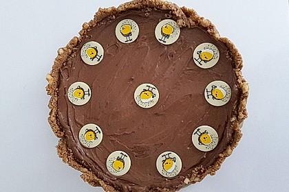 Nutella-Philadelphia-Torte 2