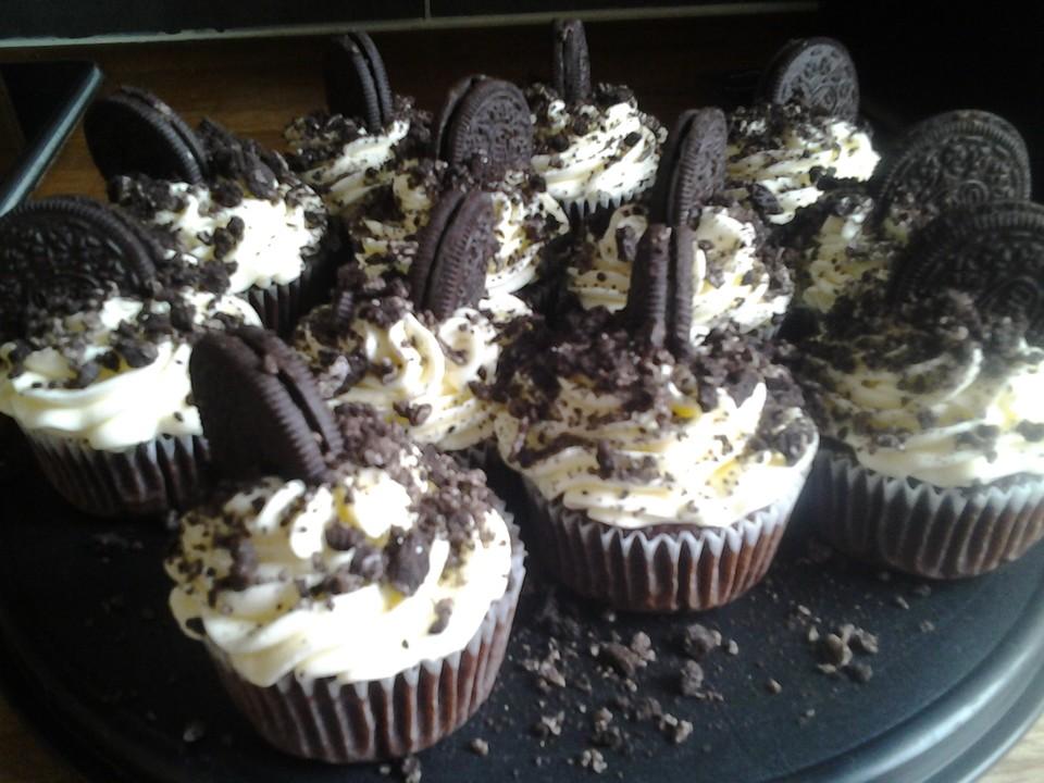 Oreo Cupcakes Von Multikochde Chefkoch De