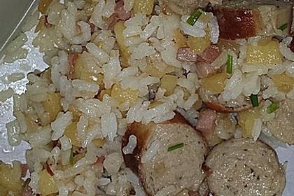 Normanisches Reisgericht