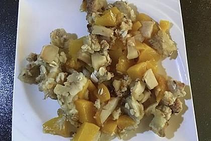 Aprikosen-Dinkel-Crumble 2