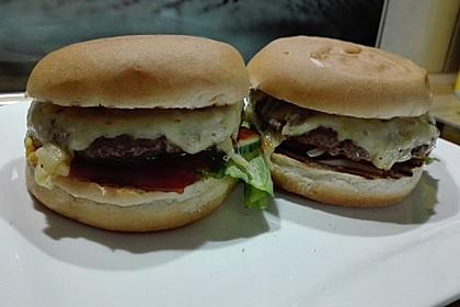 Ultra Burger mit doppelt Käse 1