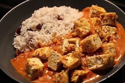 Tofu Tikka Masala 1