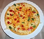 Low-Carb Omelette (Bild)