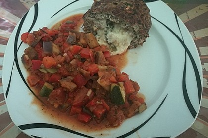 Chili-Cheese-Hackbraten 1