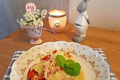 Kartoffel-Tomaten-Auflauf (Bild)