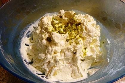 Marshmallow-Ananas-Nachtisch