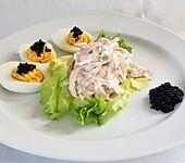 Russische Eier mit Caviar (Bild)