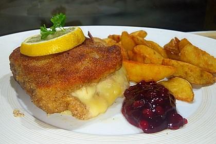Käse-Schinken-Knusper-Snack à la Cordon bleu 1